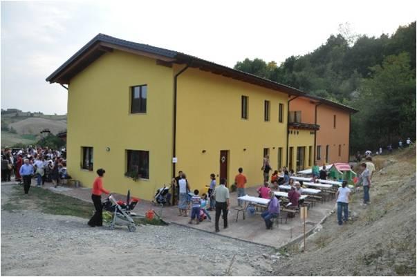 L 39 officina dell 39 ambiente cosa la casa passiva - Casa passiva milano ...